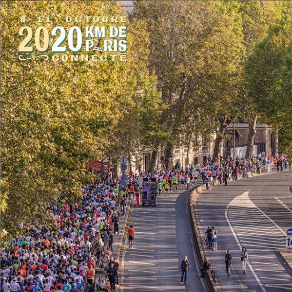 20 km de Paris connecté